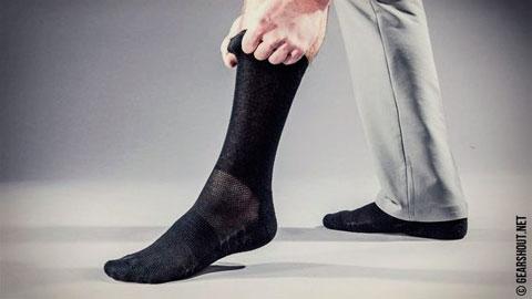 носки от пота