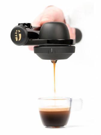 кофемашина для путешественников