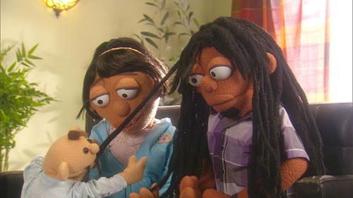 ток-шоу с куклами