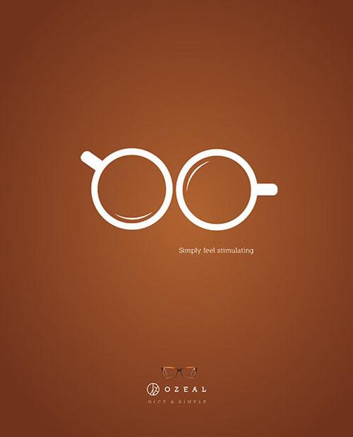минимализм в рекламе