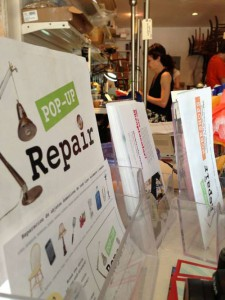 Pop Up Repair Shop