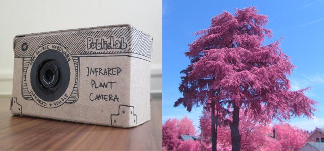 фотоаппарат  Infragram