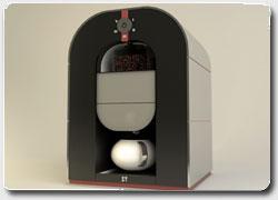 Бизнес идея № 1024.  Революционная кофе-машина «всё-в-одном»: варит, мелет и жарит сырые кофейные зёрна у вас дома