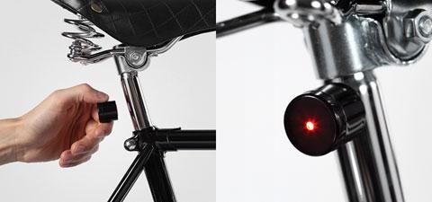 светодиодные мигалки на велосипед