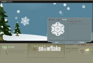 сайт по вырезанию снежинок