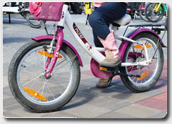 Бизнес идея № 1008. Модульная плитка для быстрых и дешевых выделенных велодорожек в городе