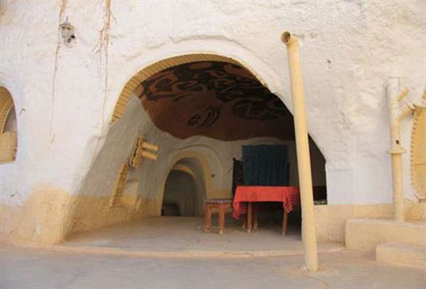 The Sidi Driss Hotel