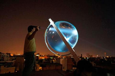 Бизнес идея №4695. Сферическая линза как генератор солнечной энергии