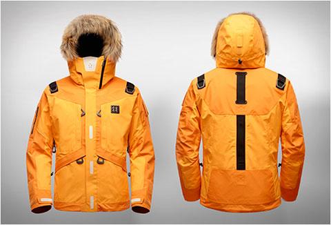 куртка для выживания в экстремальных условиях