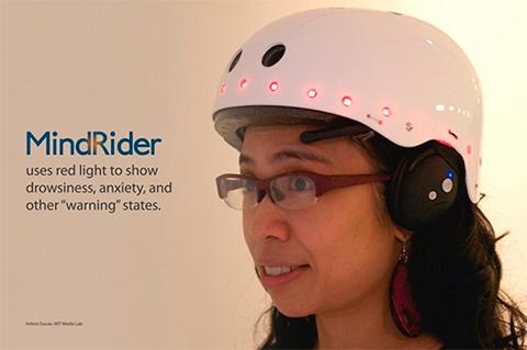 шлем MindRider