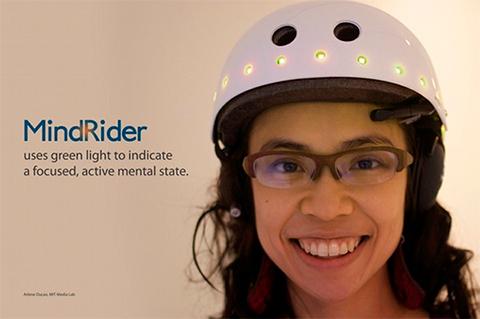 умный шлем MindRider