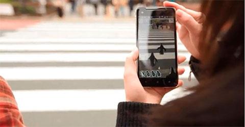 мобильное приложение для токийского океанариума