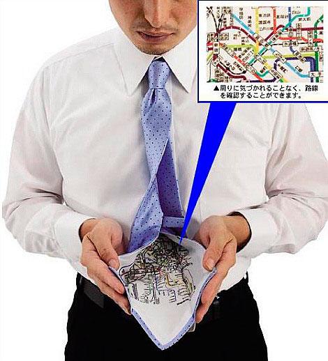 галстук метро