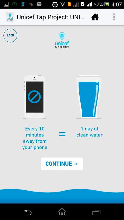 мобильное приложение  Tap Project