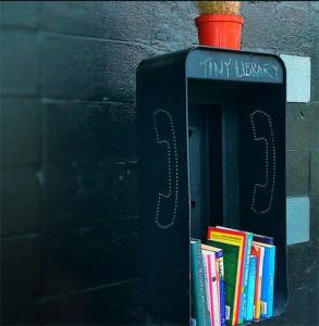 дизайн телефонной будки