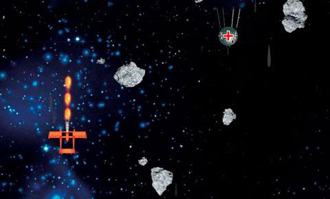 мобильная игра Alien Ride