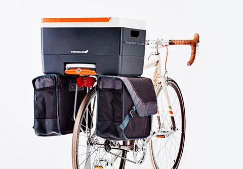 универсальная корзина для велосипеда