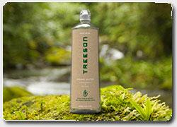 Эко-бутылка из биоразлагаемого пластика