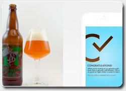 мобильное приложение  для обнаружения поддельного пива