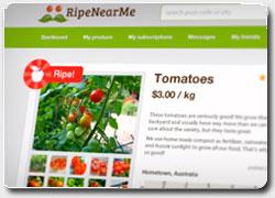 мобильное приложение RipeNearMe