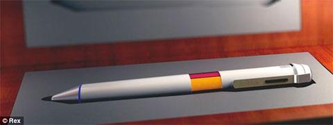 ручка для подбора цвета
