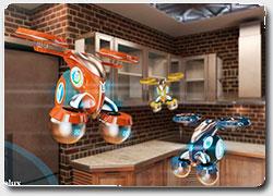 Бизнес идея №4950. Мини-дрон – летающий бармен