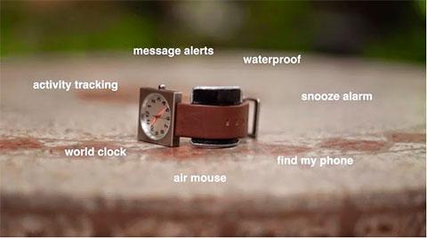 умный аксессуар для часов