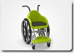 Бизнес идея №4956. Самое дешевое детское инвалидное кресло с веселым инновационным дизайном