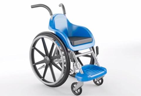 израильская инвалидная коляска