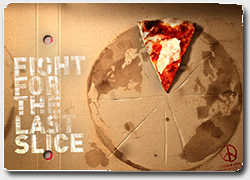 40 отличных примеров для рекламы пиццерии